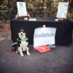 McGrady ready to greet the students at Rescue Around the World Day!