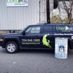 "Our FIRST ""Donation Station"" was hosted by UberDog Training of Charlotte NC!"