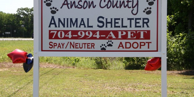Anson County Animal Shelter….Just the Beginning of Positive Change.